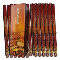 Encens CANNELLE DARSHAN Promo 25 étuis de 8 bâtonnets