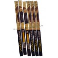 Encens Bharath DARSHAN Promo 6 étuis de 8 bâtonnets