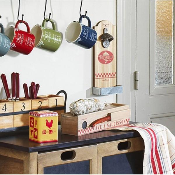 D capsuleur les trouvailles du chef avec r cup rateur de capsules comptoir de famille provence - Comptoir de famille salon de provence ...