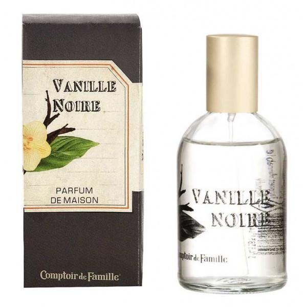Parfum d 39 ambiance vaporisateur vanille noire comptoir de - Comptoir de famille salon de provence ...
