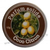 COCO CITRON Concrète de Parfum Un été en Provence