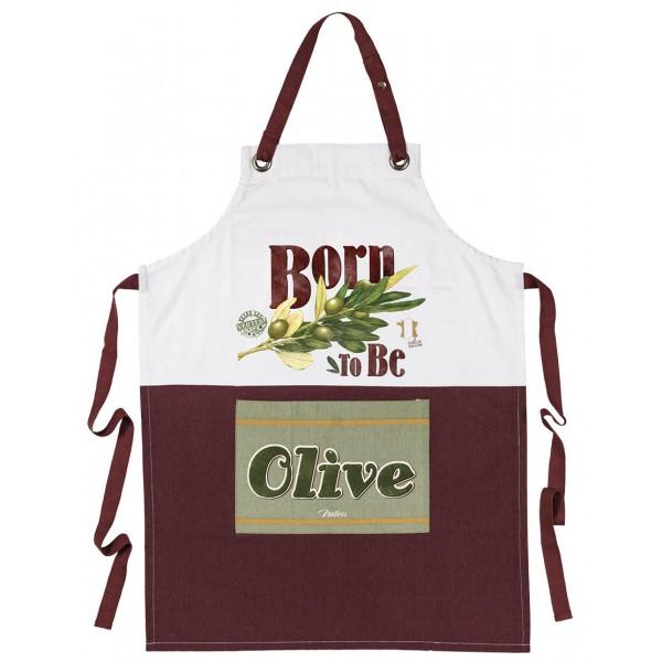 tablier de cuisine born to be olive natives d233co r233tro