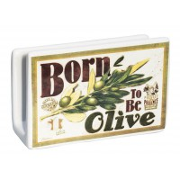 Porte éponge BORN TO BE OLIVE Natives déco rétro vintage