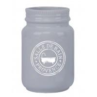 Pot céramique grise Salle de bain Provence