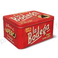 """Boîte à biscuits """"La Bodega"""""""