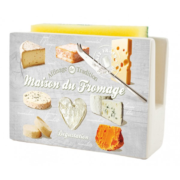 Porte ponge maison du fromage affinage de tradition for Affinage fromage maison