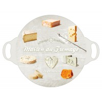 Plateau à fromage MAISON DU FROMAGE Affinage de Tradition