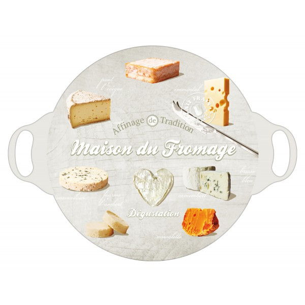 Plateau fromage maison du fromage affinage de tradition for Affinage fromage maison