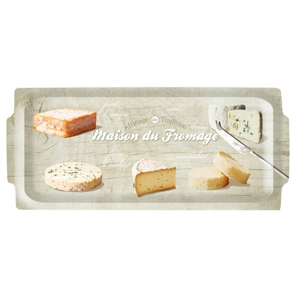 Plat en c ramique maison du fromage affinage de tradition for Affinage fromage maison