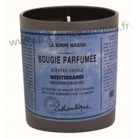 Bougie Parfumée MÉDITERRANÉE Lothantique La Bonne Maison