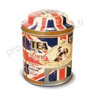 """Boîte à Thé """"Tea Time"""""""