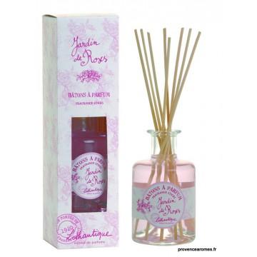 """Bâtons à parfum """" Jardin de Roses """" Lothantique"""