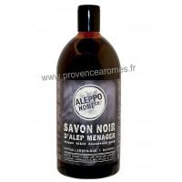 Savon noir liquide d'Alep ménager Tadé 1L