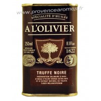 Huile d'olive Truffe A L'Olivier Bidon 250 ml