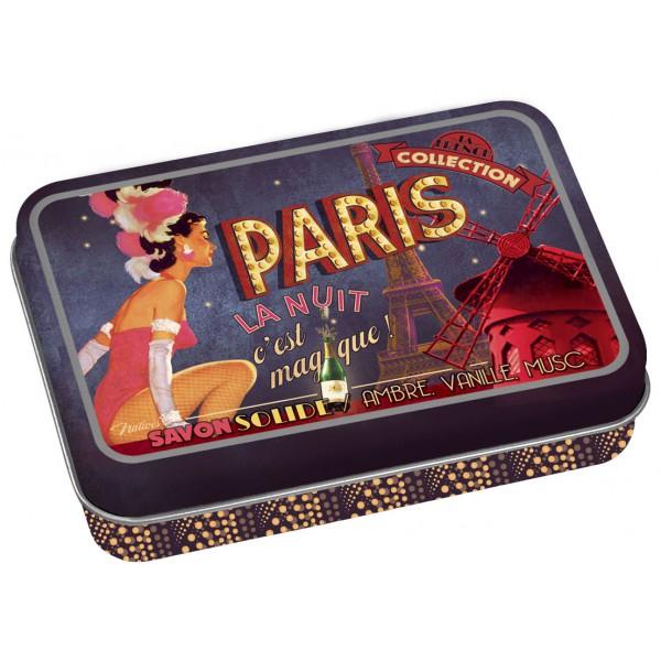 Bo Te Et Savon Paris La Nuit Natives D Co R Tro Vintage