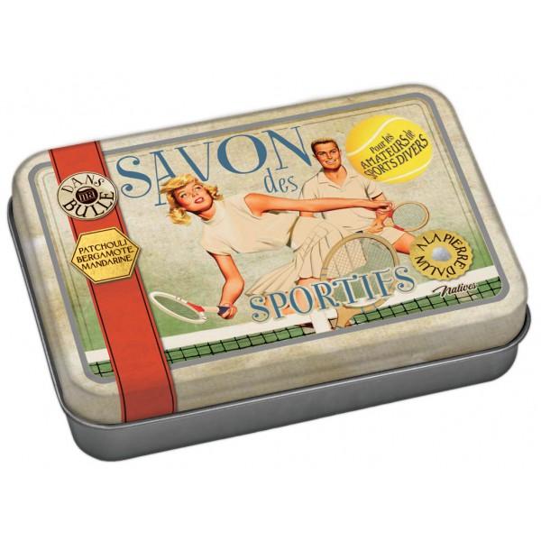 Bo Te Et Savon Des Sportifs Natives D Co R Tro Vintage