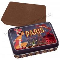 Boîte et savon PARIS LA NUIT Natives déco rétro vintage