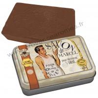 Boîte et savon de MARCEL Natives déco rétro vintage