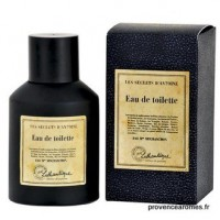 Eau de toilette LES SECRETS D'ANTOINE Lothantique collection