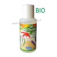 GEL ANTI-MOUSTIQUES BIO aux Huiles essentielles Phytofrance répulsif moustiques et désinfecte stop démangeaisons
