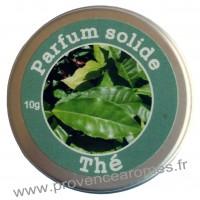 THÉ VERT Concrète de Parfum Un été en Provence