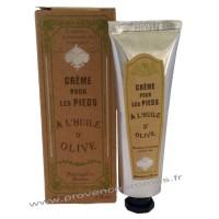 Crème pieds à l'huile d'olive Un été Provence