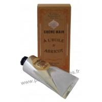 Crème mains à l'huile d'abricot Un été Provence