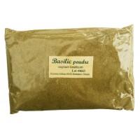 Basilic feuille en Poudre - 100 g