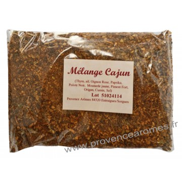 Mélange cajun - Provence Arômes