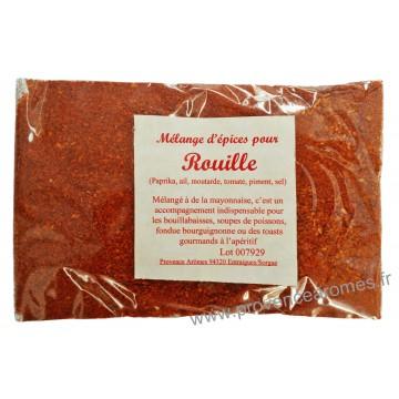 Rouille mélange poudre - 50 g