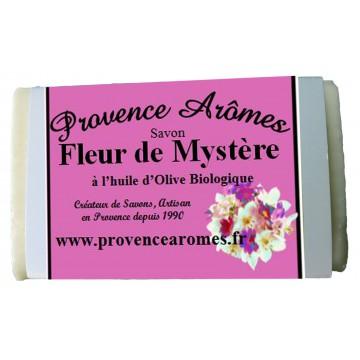 Savon fleur de mystère à l'huile d'olive BIO de Provence Arômes