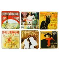 Dessous de verre PARIS Sous Verre déco publicité rétro vintage