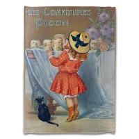 Torchon Confitures PICON déco publicité rétro vintage