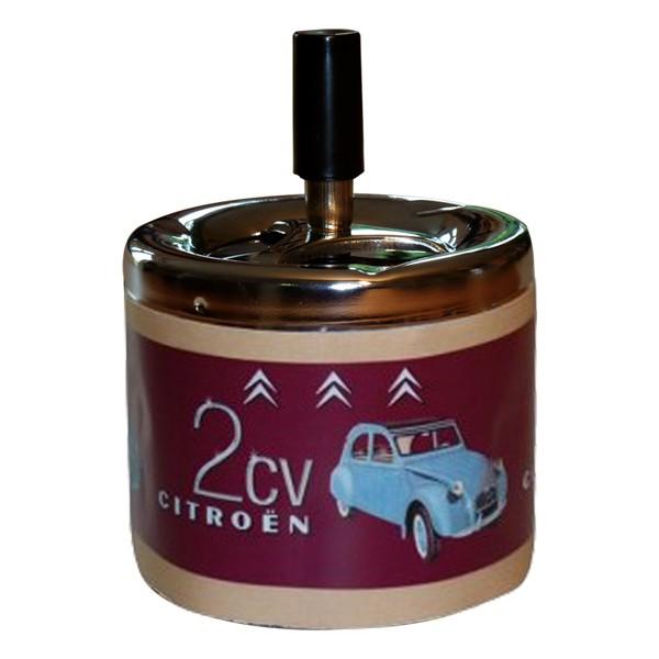 cendrier poussoir 2 cv deux chevaux citro u00ebn d u00e9co publicit u00e9 r u00e9tro vintage