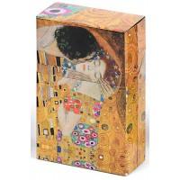 Boîte étuis à cigarettes LE BAISER Klimt 1906