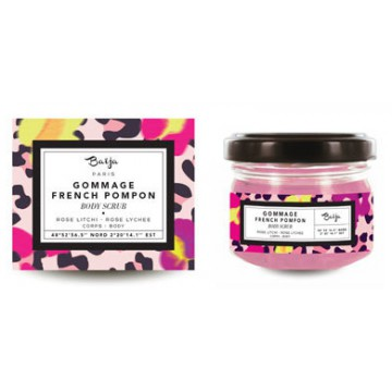 Gommage Rose Litchi Baïja 60 ml French Pompon collection