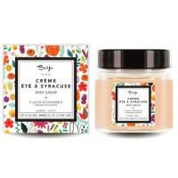 Beurre onctueux hydratant Fleur d'oranger Baïja 212ml