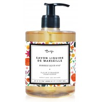 Savon liquide de Marseille Fleur d'Oranger Baïja