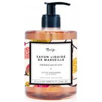 Savon liquide de Marseille Lotus Gingembre Baïja