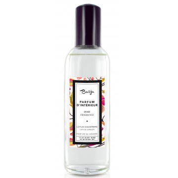 Parfum d'ambiance Lotus Gingembre vaporisateur Baïja Nuit à Pondichéry collection