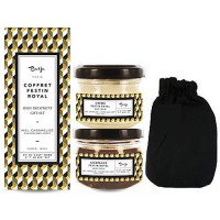 Coffret soin Miel Caramélisé Baïja Festin Royal collection