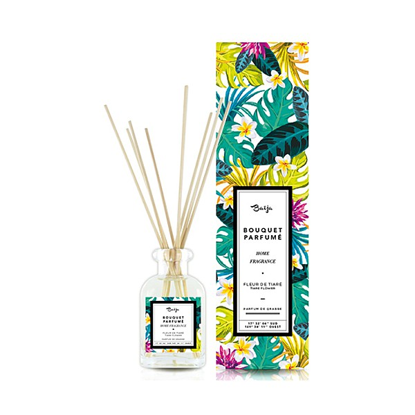 parfum b tons fleur de tiar ba ja moana collection provence ar mes tendance sud. Black Bedroom Furniture Sets. Home Design Ideas