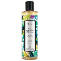 Gel douche Fleur de Tiaré Baïja Moana collection 200ml