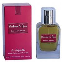 Eau de parfum PATCHOULI ROSE Provence et Nature 50 ml
