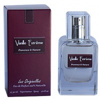Eau de parfum VANILLE EXTRÊME Provence et Nature 50 ml