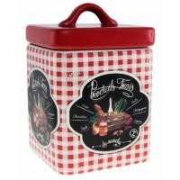 Pot avec couvercle PRODUIT FRAIS du marché