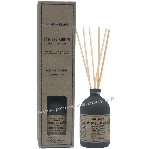 b tons parfum bois de santal 100 ml lothantique la bonne maison provence ar mes tendance sud. Black Bedroom Furniture Sets. Home Design Ideas