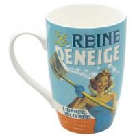 Mug LA REINE DÉNEIGE Natives déco rétro vintage