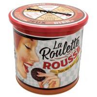 Boîte à biscuits LA ROULETTE RUSSE Natives déco rétro vintage
