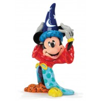 MICKEY SORCIER Figurine Disney Collection Disney Britto